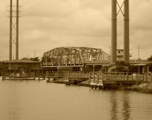 Surf City Swing Bridge