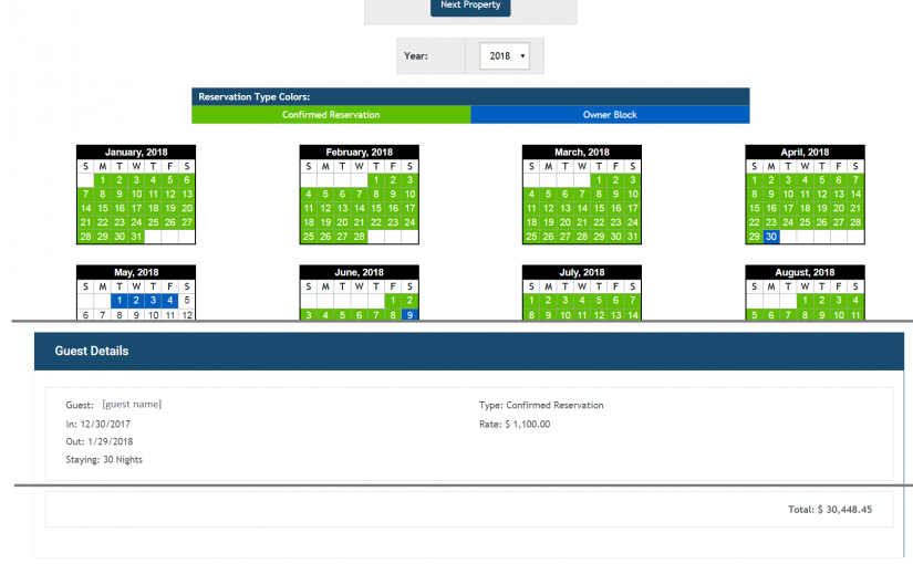 Coming Soon, New Owner Portal Dashboard!