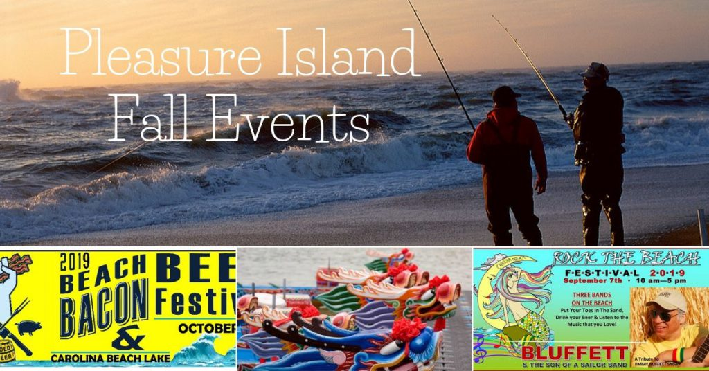 Festivals & Events during fall in Pleasure Island